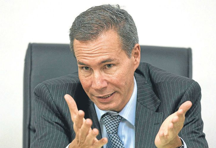 Late AMIA special prosecutor Alberto Nisman, who was found dead of a gunshot wound to his head inside the bathroom of his apartment, on January 18, 2015.