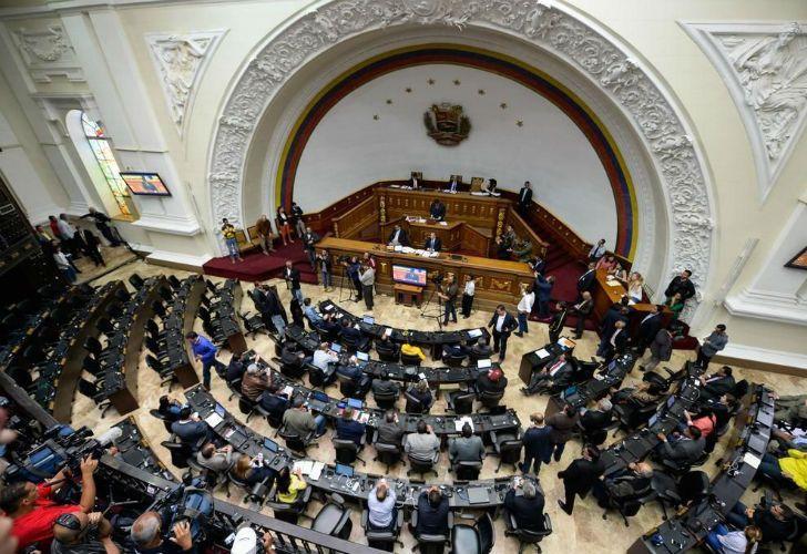 Venezuela's Congress.