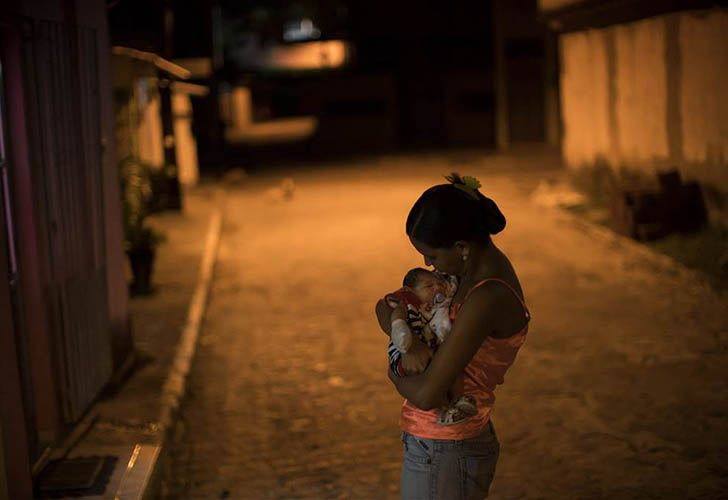 The birth rate in Brazil has fallen to a 26-year-low, new statistics have revealed.