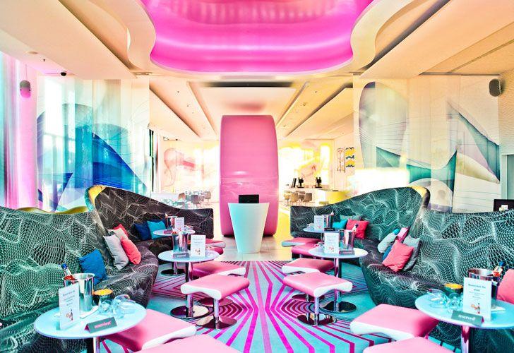 El hotel más singular y cool de Europa.