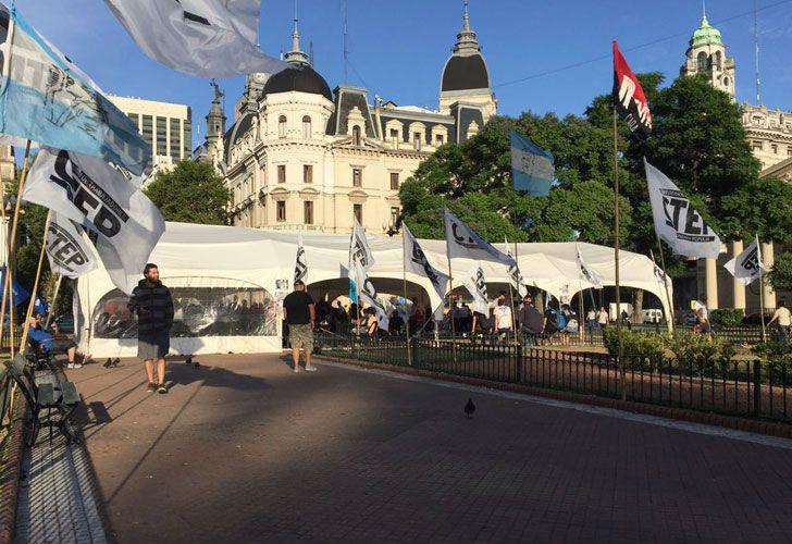 Plaza de Mayo. / Imagen de archivo.