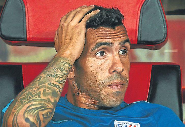 Carlos Tévez.