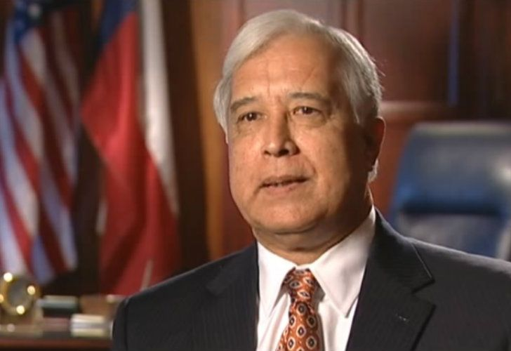 US Federal Judge Edward Prado.