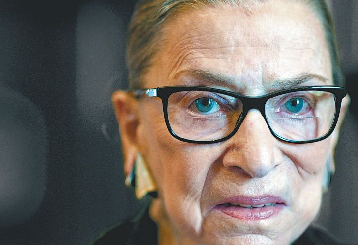 Ruth Bader Ginsburg's reputation has crossed over into popular culture.
