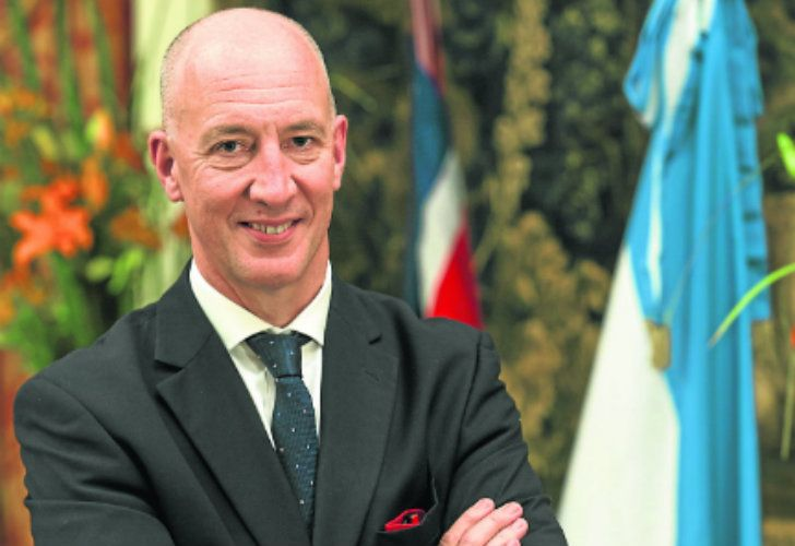 UK Ambassador to Argentina since 2016. Previously served as Ambassador to Thailand and Ambassador to Vietnam.