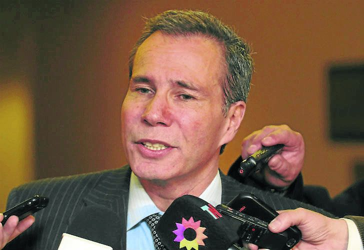 Late prosecutor Alberto Nisman.