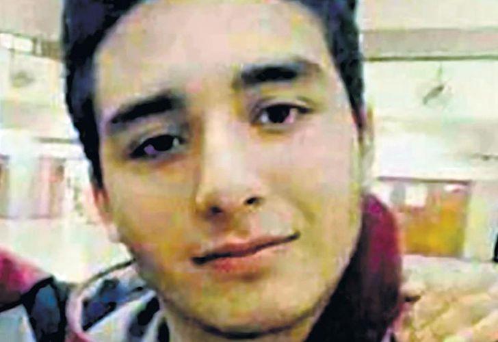 18-year-old La Rioja provincial Police cadet Emanuel Garay.