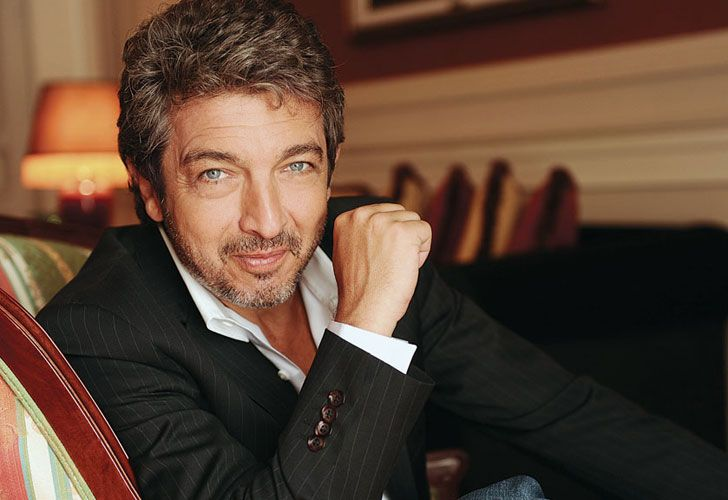 Famed Argentine actor Ricardo Darín.