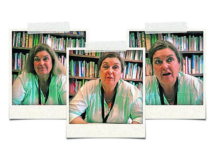 Professor Catherine Davies.