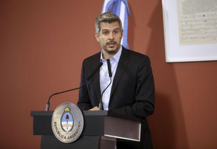 Cabinet Chief Marcos Peña.