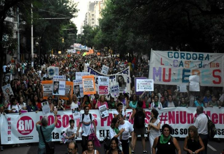 In line with the demands made by the Ni Una Menos collective, Indec published Argentina's first national report on gender-based violence.