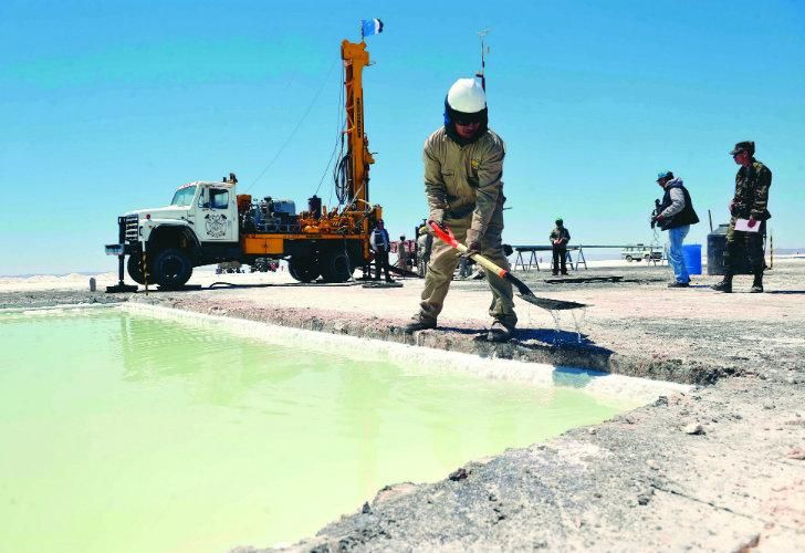 Argentina has the potential to create huge wealth from lithium extraction projects in Jujuy, Salta and Catamarca provinces.