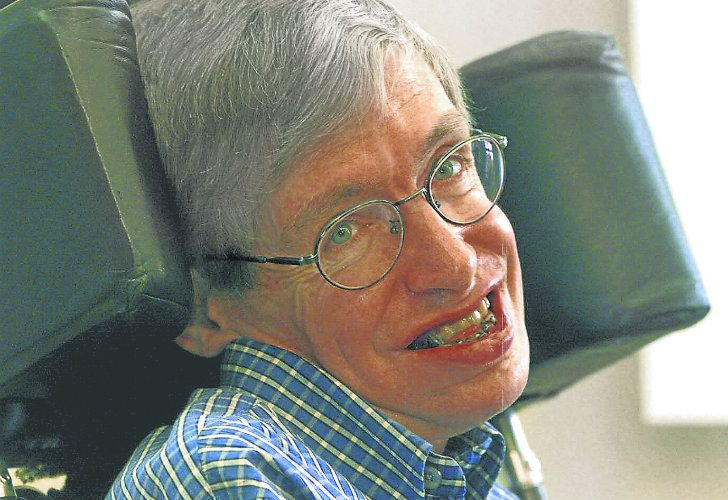 Professor Stephen Hawking, whose brilliant mind ranged across time and space though his body was paralyzed by disease, has died aged 76.
