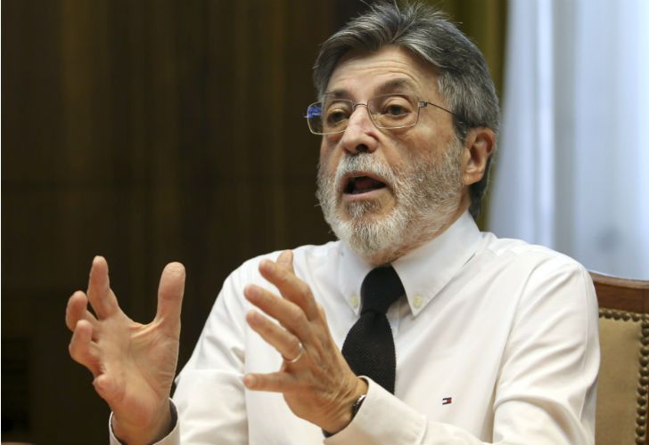 Outgoing AFIP tax office chief Alberto Abad