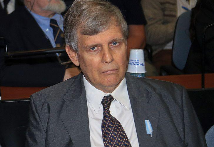 Convicted human rights abuser Alfredo Astiz.