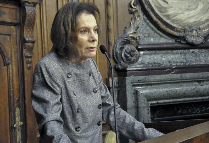 Inés Weinberg de Roca, President Mauricio Macri's nomination for the position of attorney general (Procurador General de la Nación).