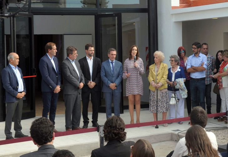 The governor of Buenos Aires province, María Eugenia Vidal, has inaugurated a new remembrance site in the former Police Station No. 5 of La Plata, a former clandestine detention centre.