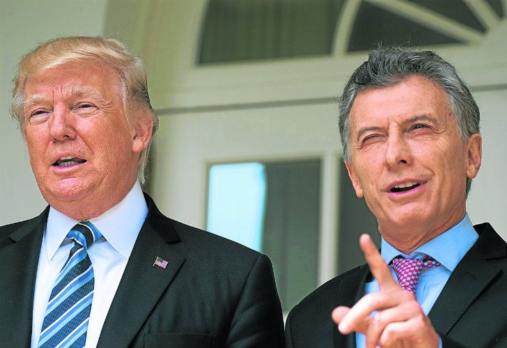 US President Donald Trump has suspended steel and aluminium tariffs against Argentina until May 1.