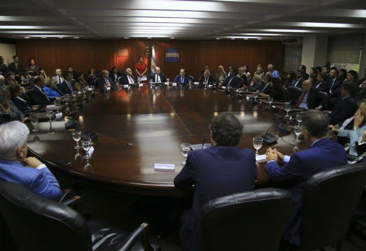 Argentina's Magistrates Council.