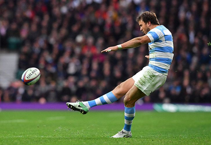 Juan Martín Hernández, widely regarded as Argentina's greatest ever player, announced his retirement from professional rugby in a French press interview published on April 3, 2018.