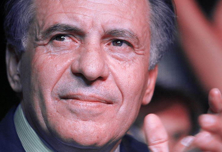 Disgraced oil and media tycoon Cristobal López.