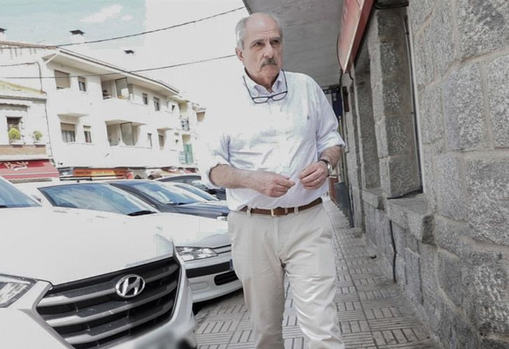 A Spanish court sentenced Adofo Scilingo to jail in 2005 for human rights crimes during Argentina's last dictatorship.