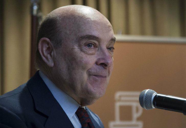 Argentina's former Economy minister Domingo Cavallo.