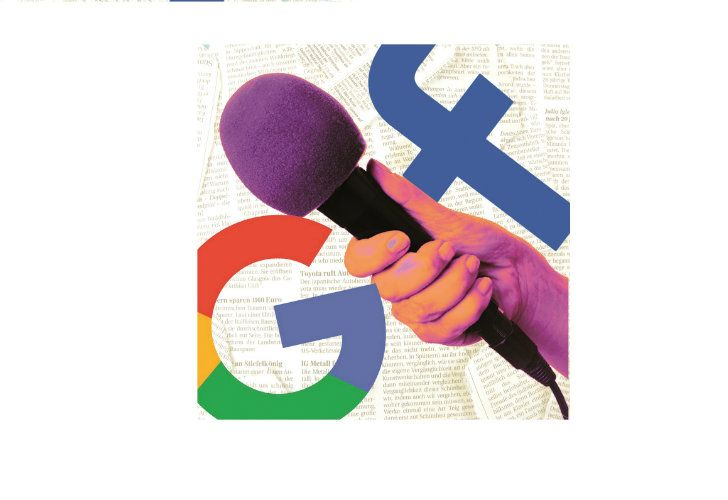 Google, Facebook and the media