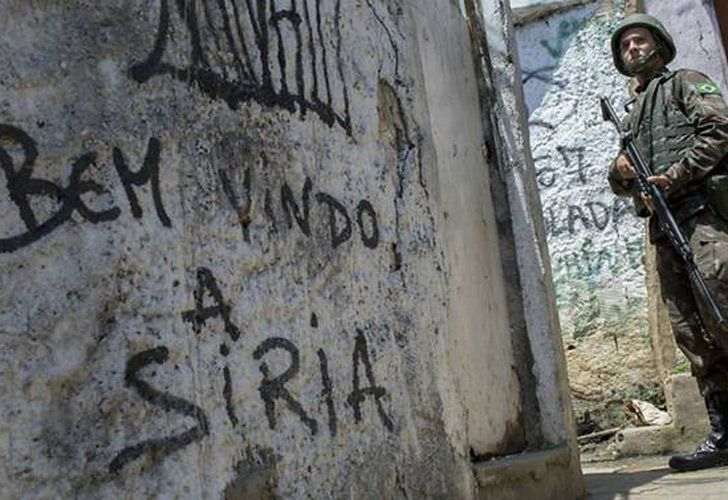 More than 62,000 homicides in Brazil in 2016, says new study