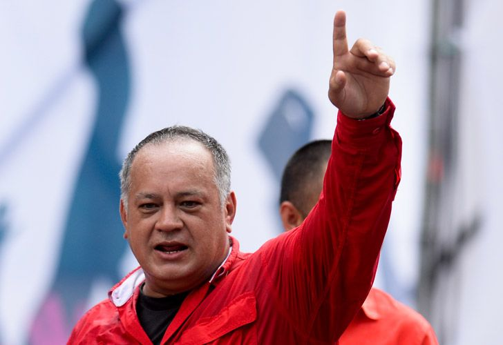 Diosdado Cabello is the new president of the Venezuelan Constituent Assembly.