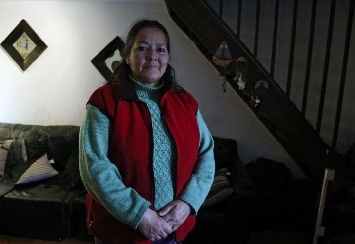 Josefina Sandoval gave birth to a girl on June 24, 1980, at Paula Jaraquemada hospital in Santiago and never heard from her again.