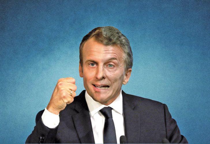 The merge between Macri and Macron.