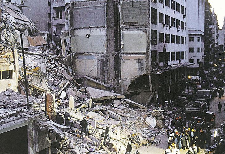 The 1994 AMIA bombing was Argentina's worst terrorist attacks, taking the lives of 85 people.
