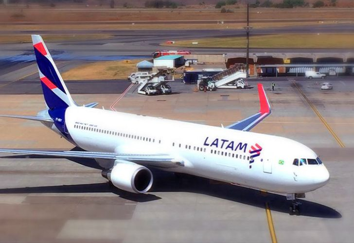 Latam is one of Latin America's biggest airlines.