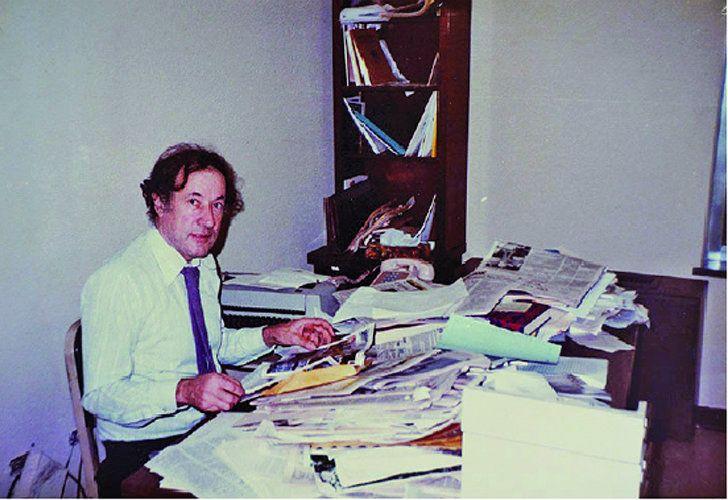 Robert Cox.