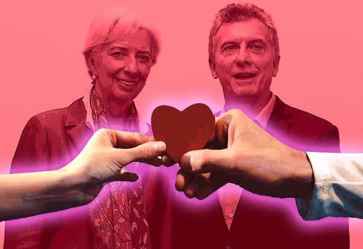 Lagarde and Macri's special relationship.
