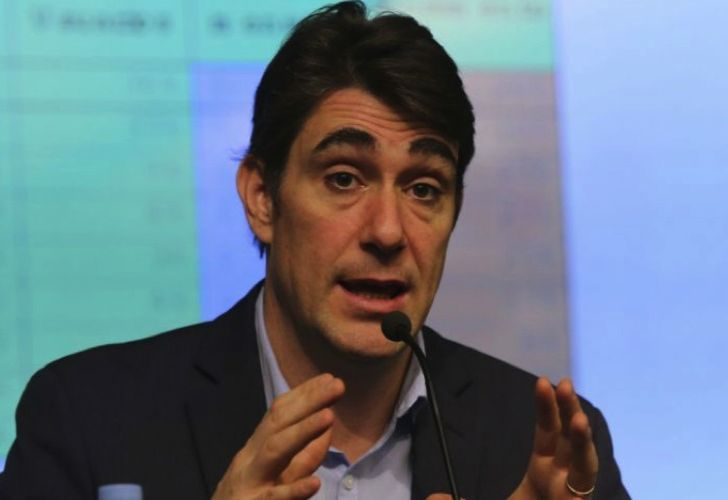 National Energy Secretary Javier Iguacel.