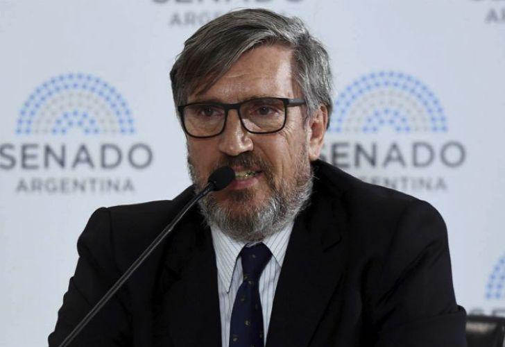 Former Navy Intelligence chief Esteban Zembo.