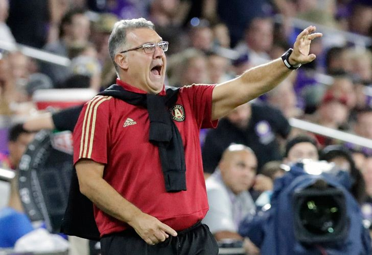 Tata Martino has turned down an offer to extend his two-year contract with Atlanta United beyond 2018.