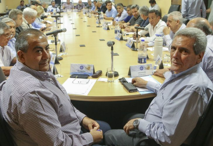 The CG meeting.