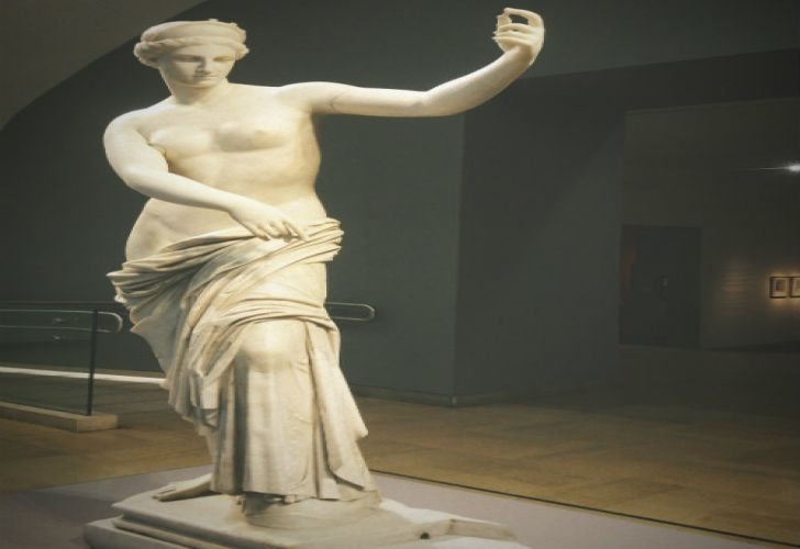The Venus of Capua