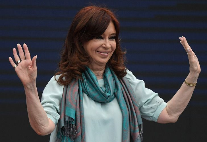 Cristina Fernández de Kirchner, pictured during the CLASCO summit in Buenos Aires this week.