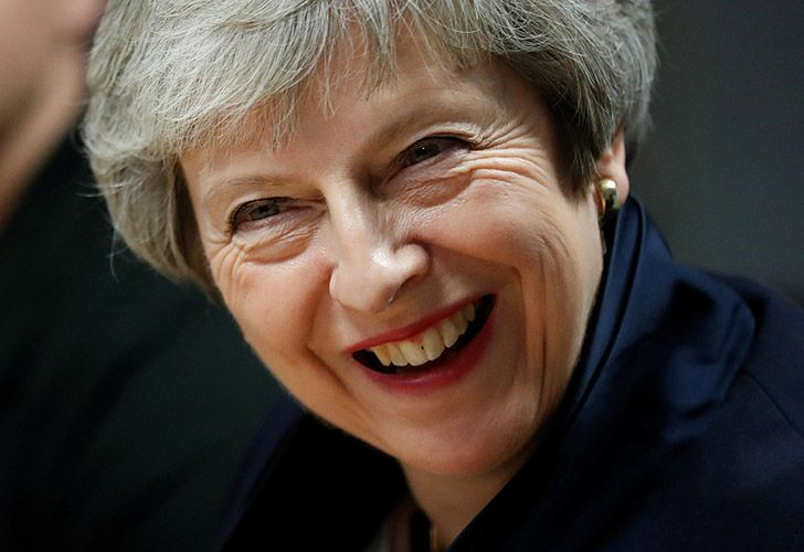 Theresa May will become the first British Prime Minister to visit Buenos Aires.