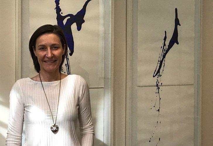 EU Ambassador to Argentina Aude Maio-Coliche.
