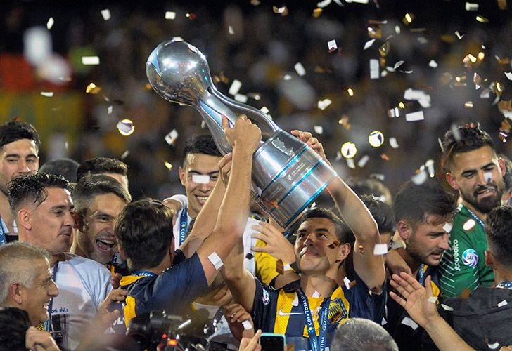 7f9d041e37 Rosario Central end two decades of hurt with Copa Argentina title ...