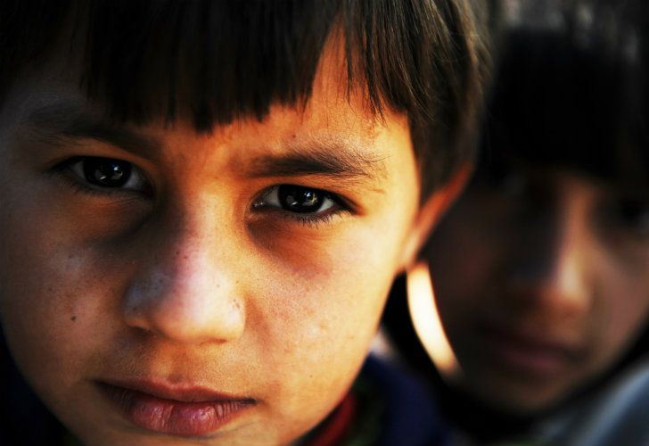 "According to UNICEF, 20 percent of Argentina's children live in ""severe"" poverty."