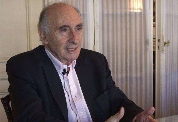 Former president Fernando de la Rúa.