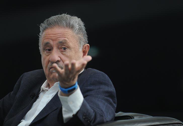 Former President Eduardo Duhalde.