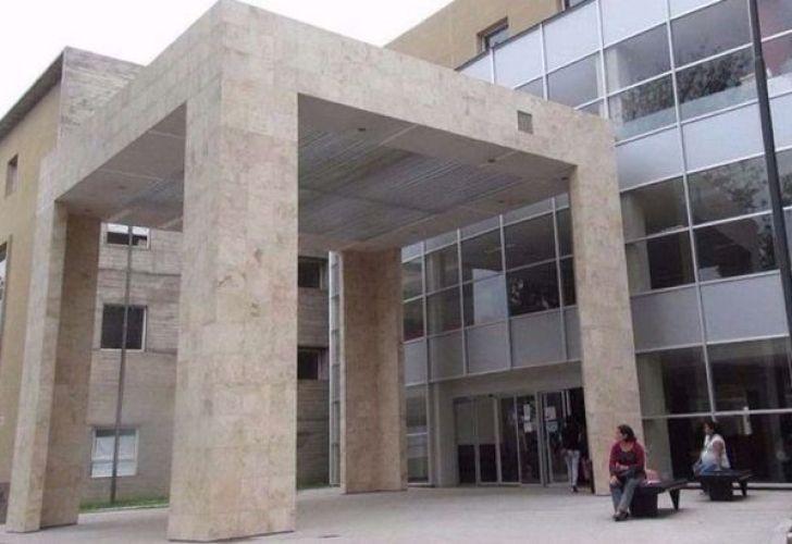 The Materno Infantil Héctor Quintana de Jujuy hospital.