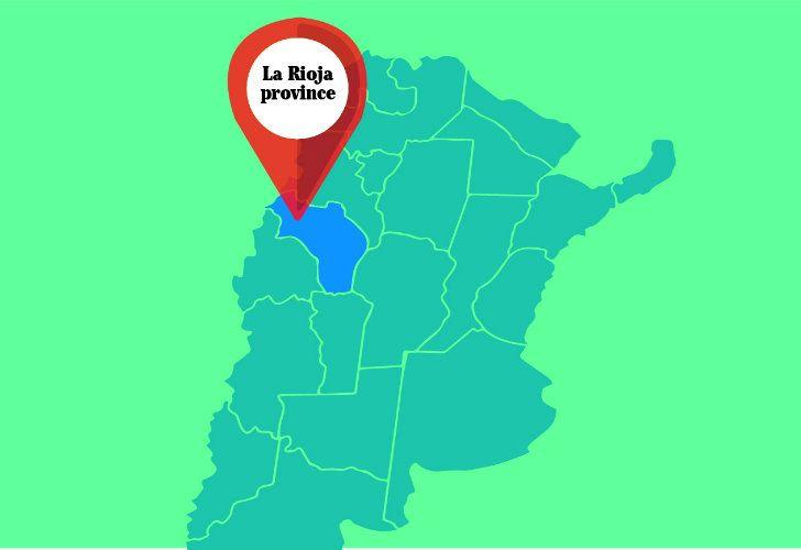 La Rioja province.
